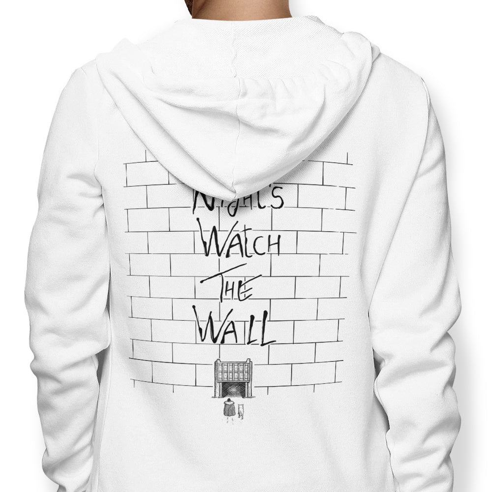 Night's Watch the Wall - Hoodie
