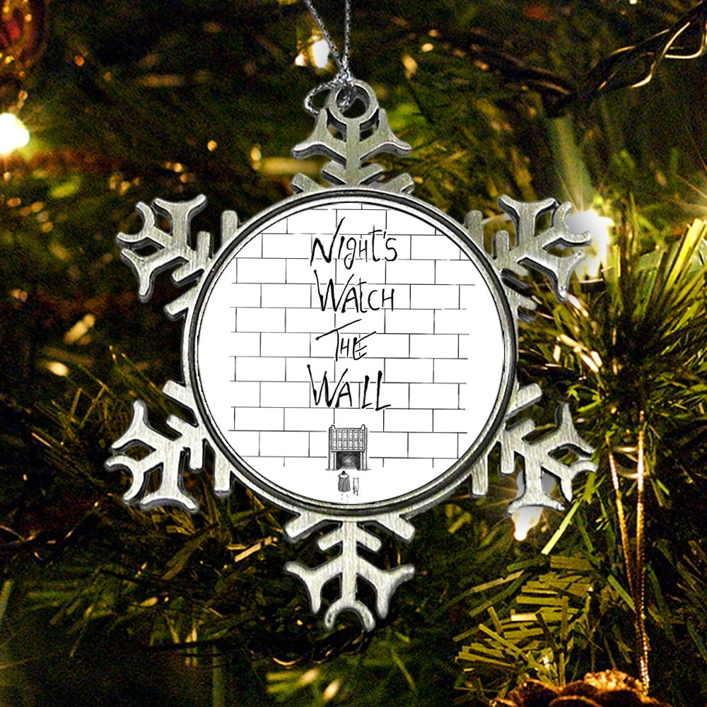 Night's Watch the Wall - Ornament