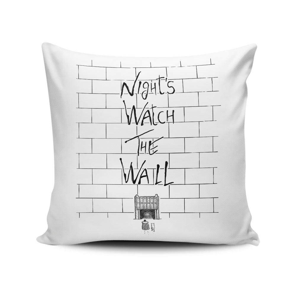 Night's Watch the Wall - Throw Pillow