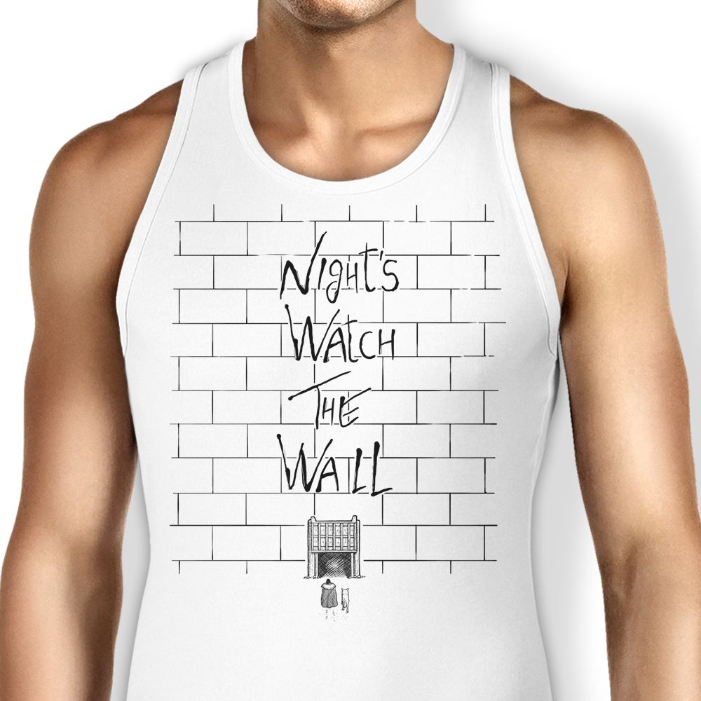 Night's Watch the Wall - Tank Top