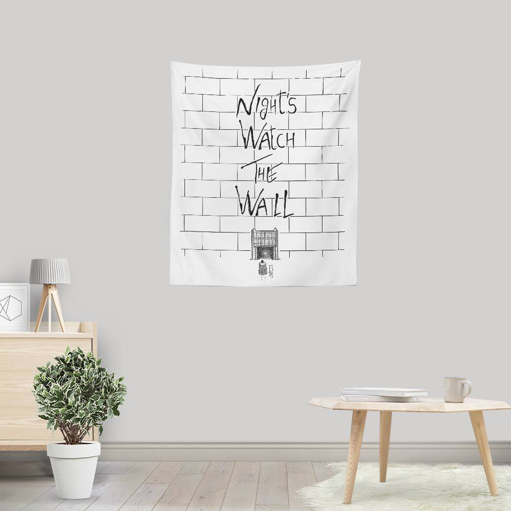 Night's Watch the Wall - Wall Tapestry