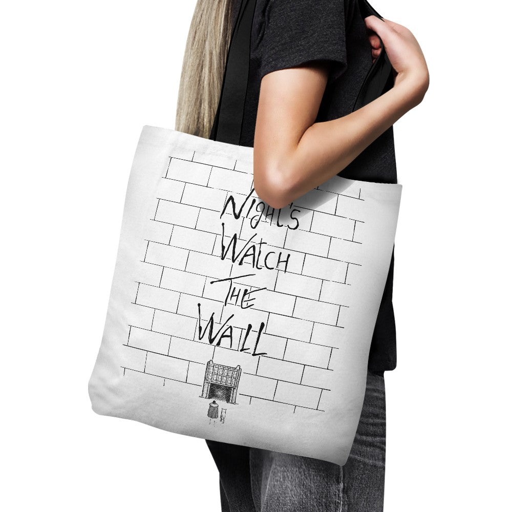 Night's Watch the Wall - Tote Bag