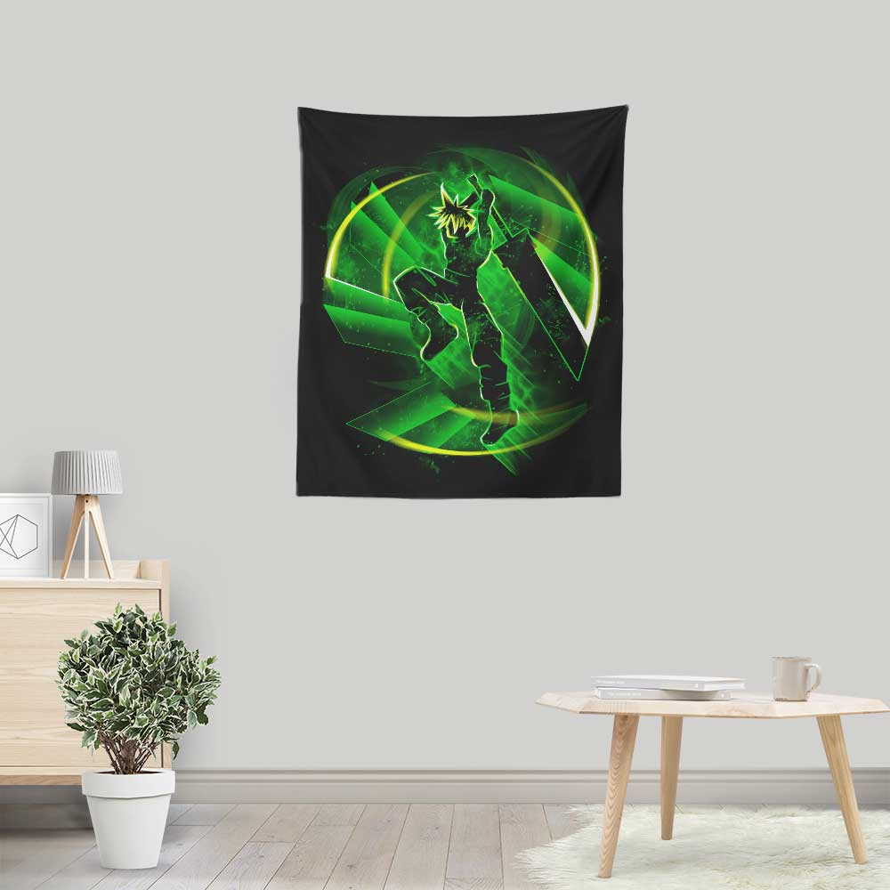 No Limits Omni - Wall Tapestry