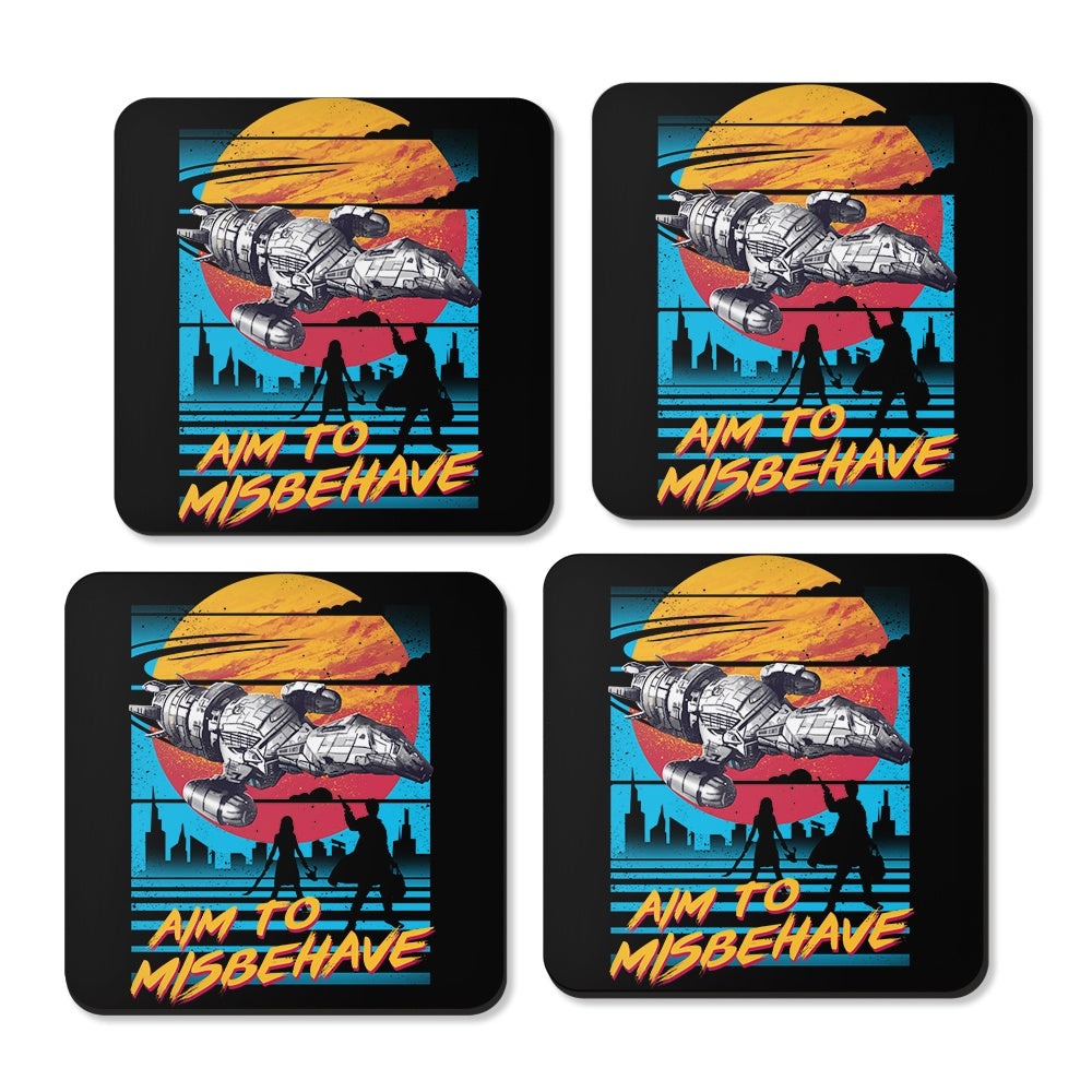 No More Running (Alt) - Coasters