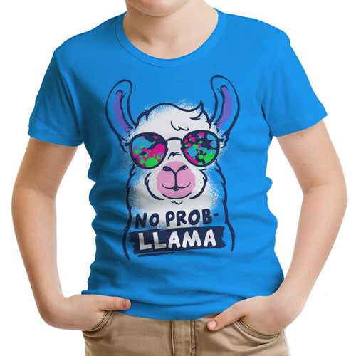 No Probllama - Youth Apparel
