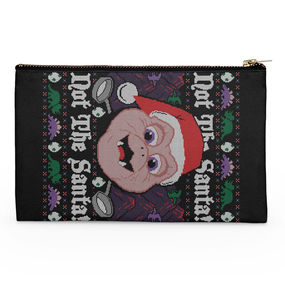 Not the Santa - Accessory Pouch