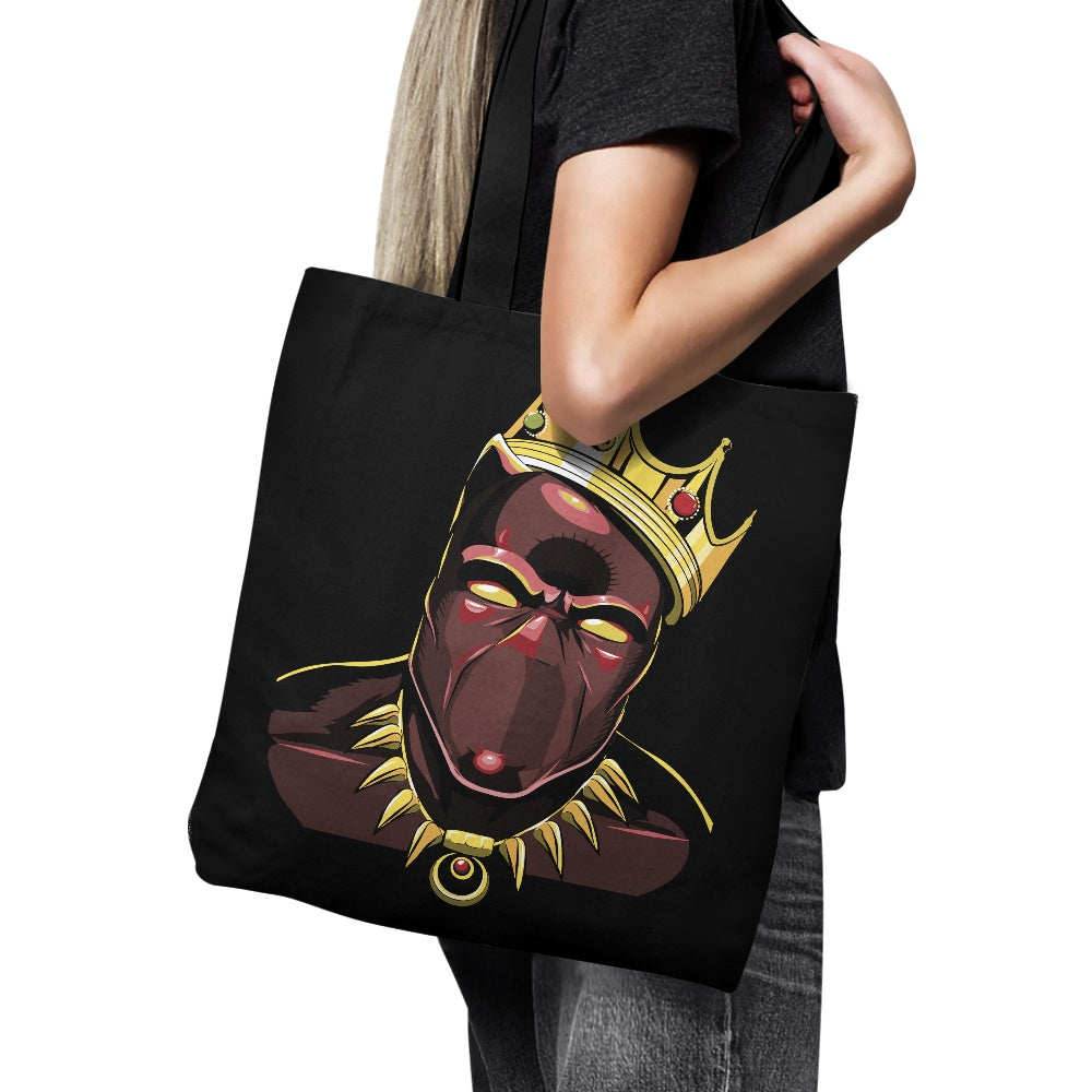 Notorious T'Challa - Tote Bag