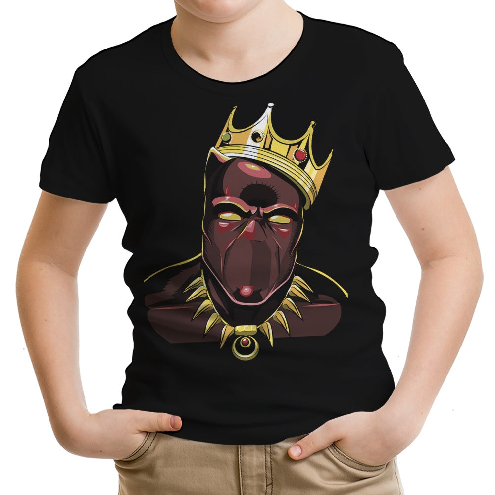 Notorious T'Challa - Youth Apparel