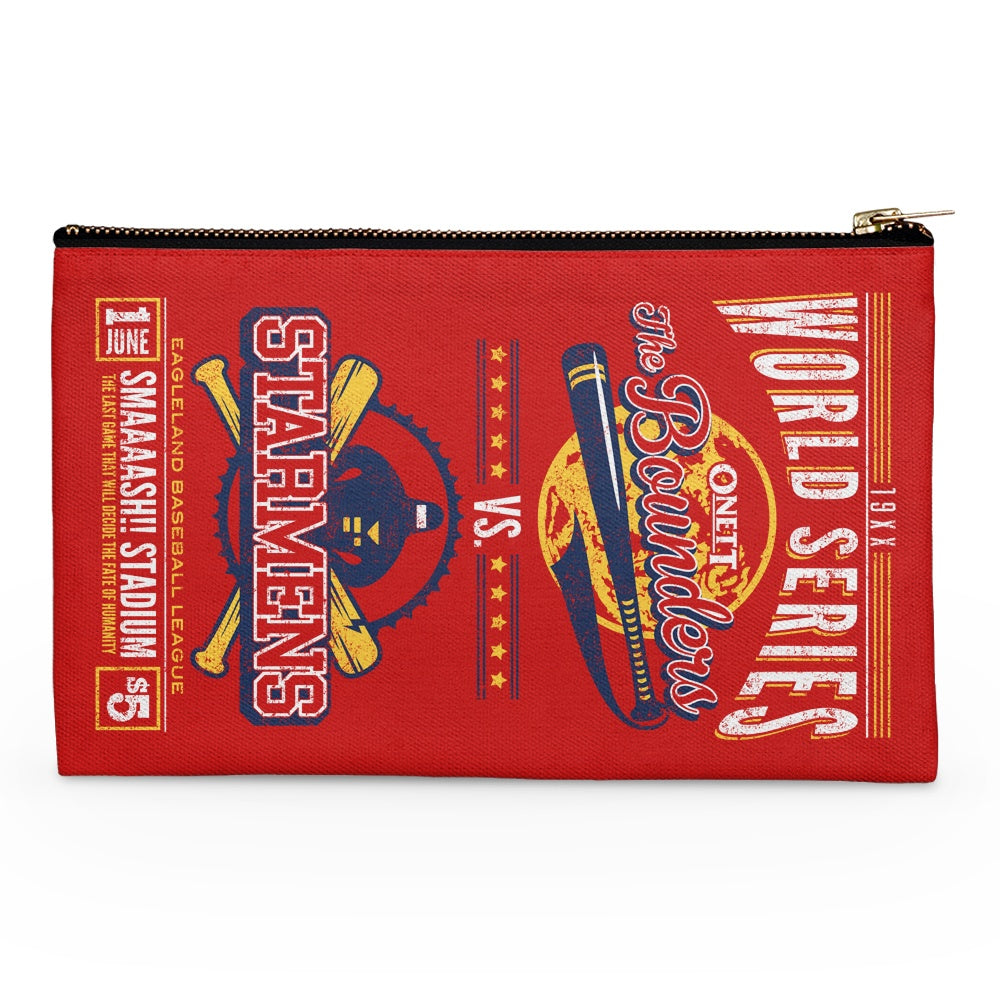 19XX World Series - Accessory Pouch
