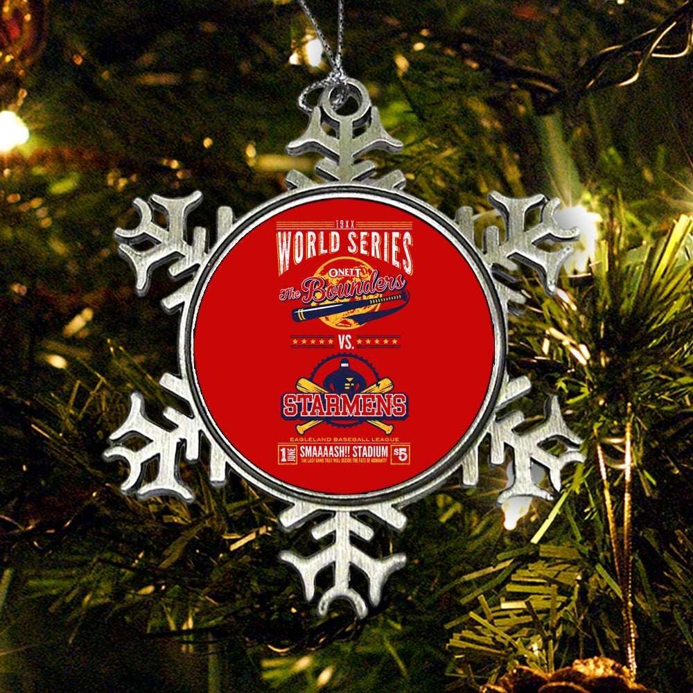 19XX World Series - Ornament