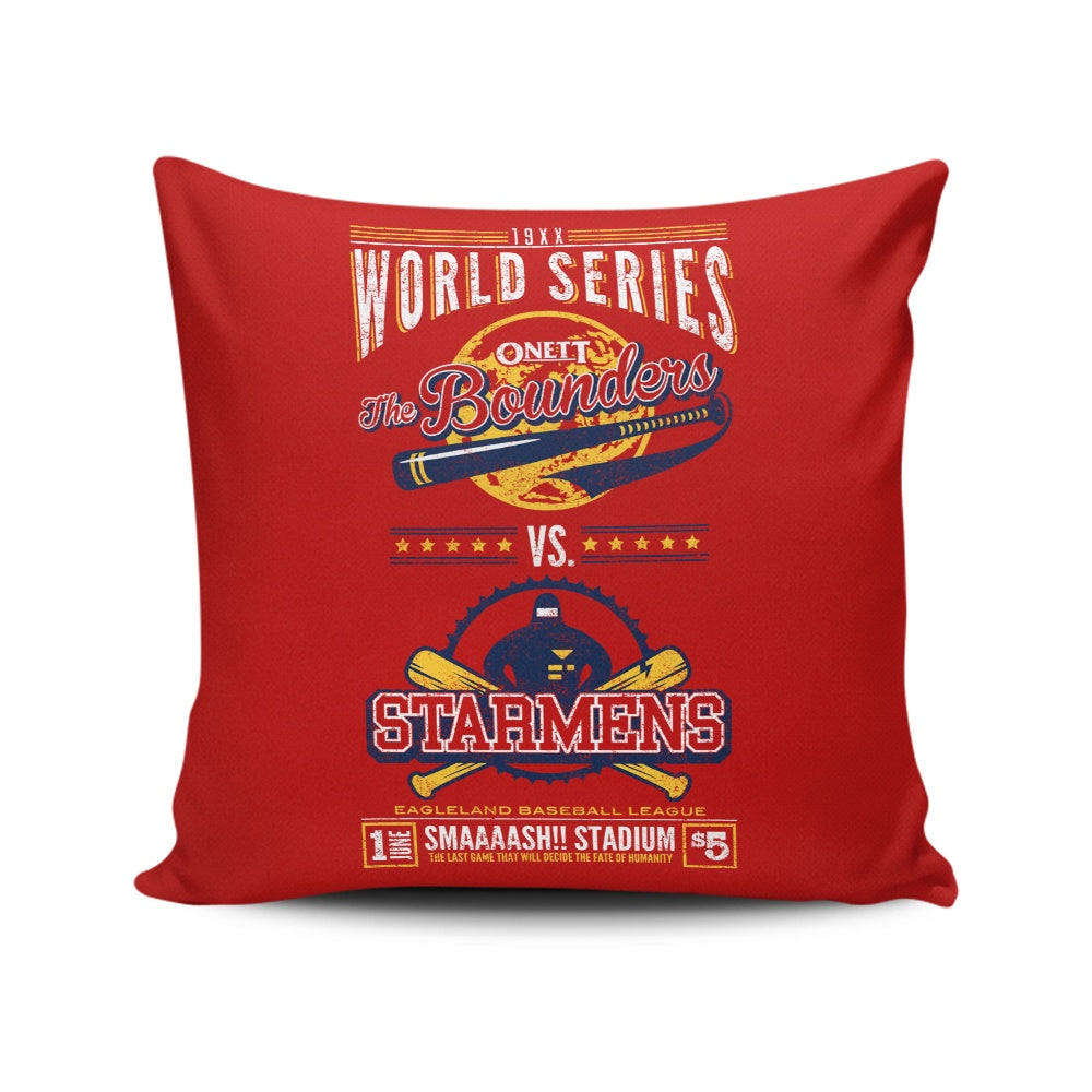 19XX World Series - Throw Pillow