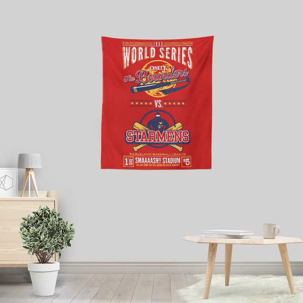 19XX World Series - Wall Tapestry