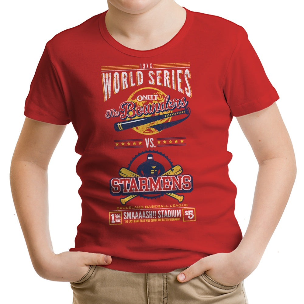 19XX World Series - Youth Apparel