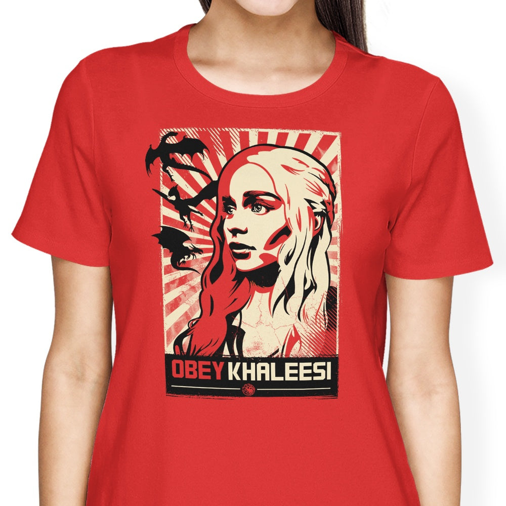Obey Khaleesi - Women's Apparel