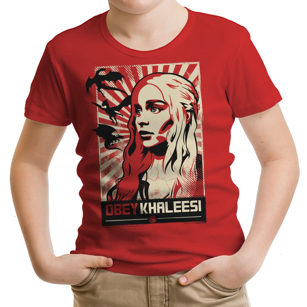Obey Khaleesi - Youth Apparel
