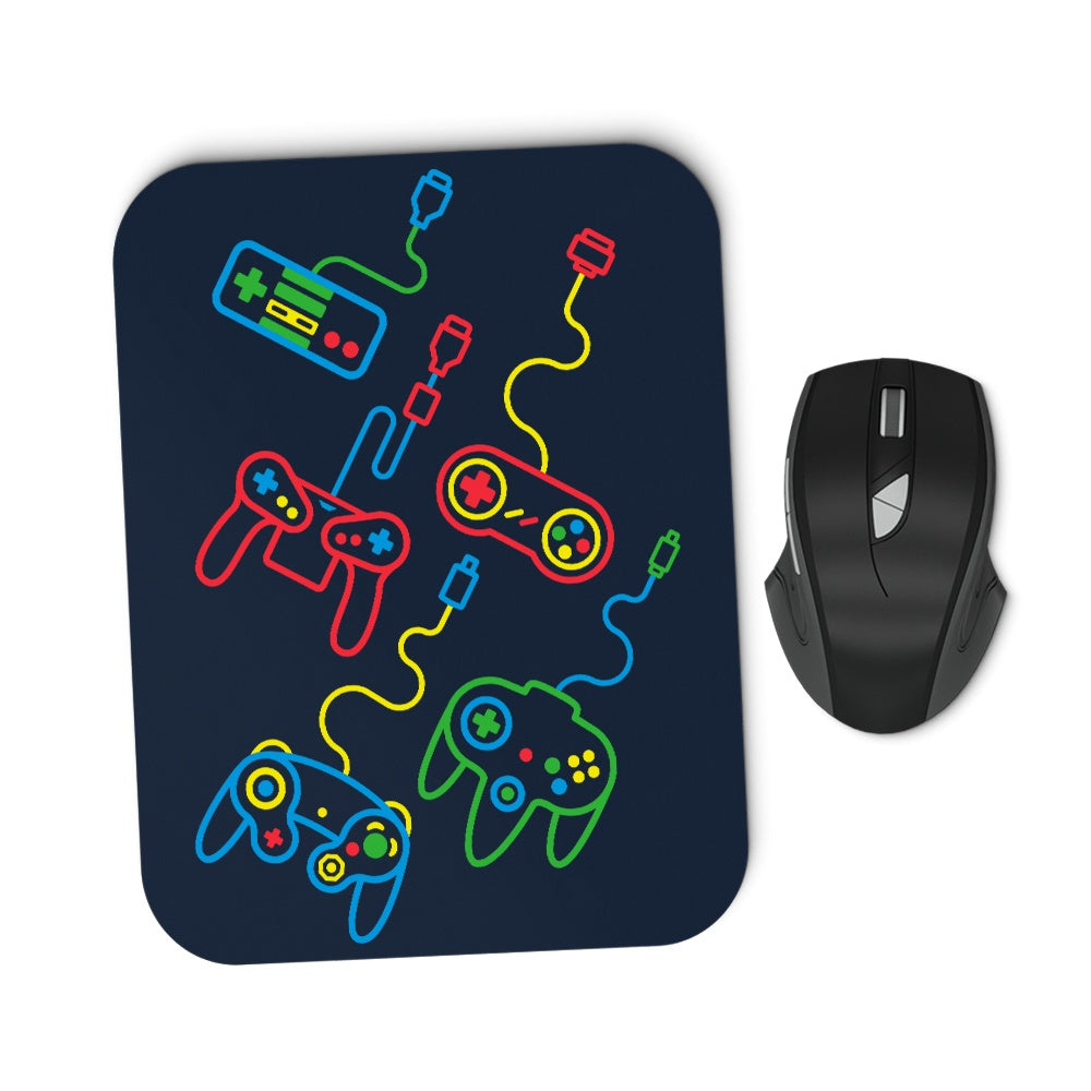 Old School - Mousepad