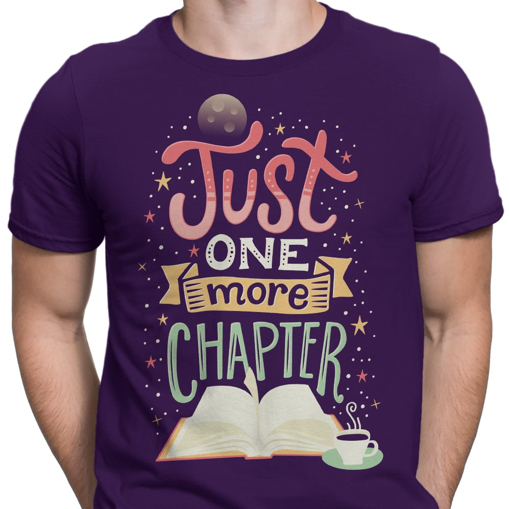 One More Chapter - Men's Apparel