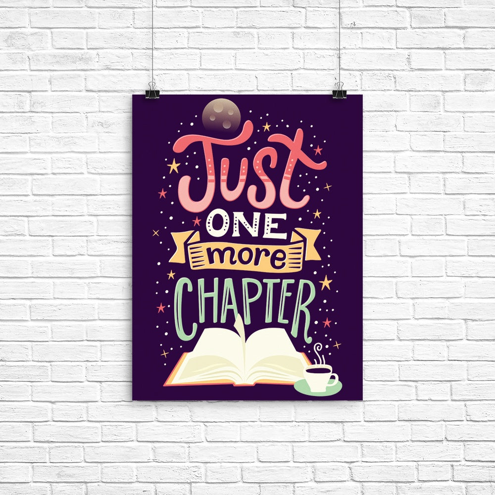 One More Chapter - Poster