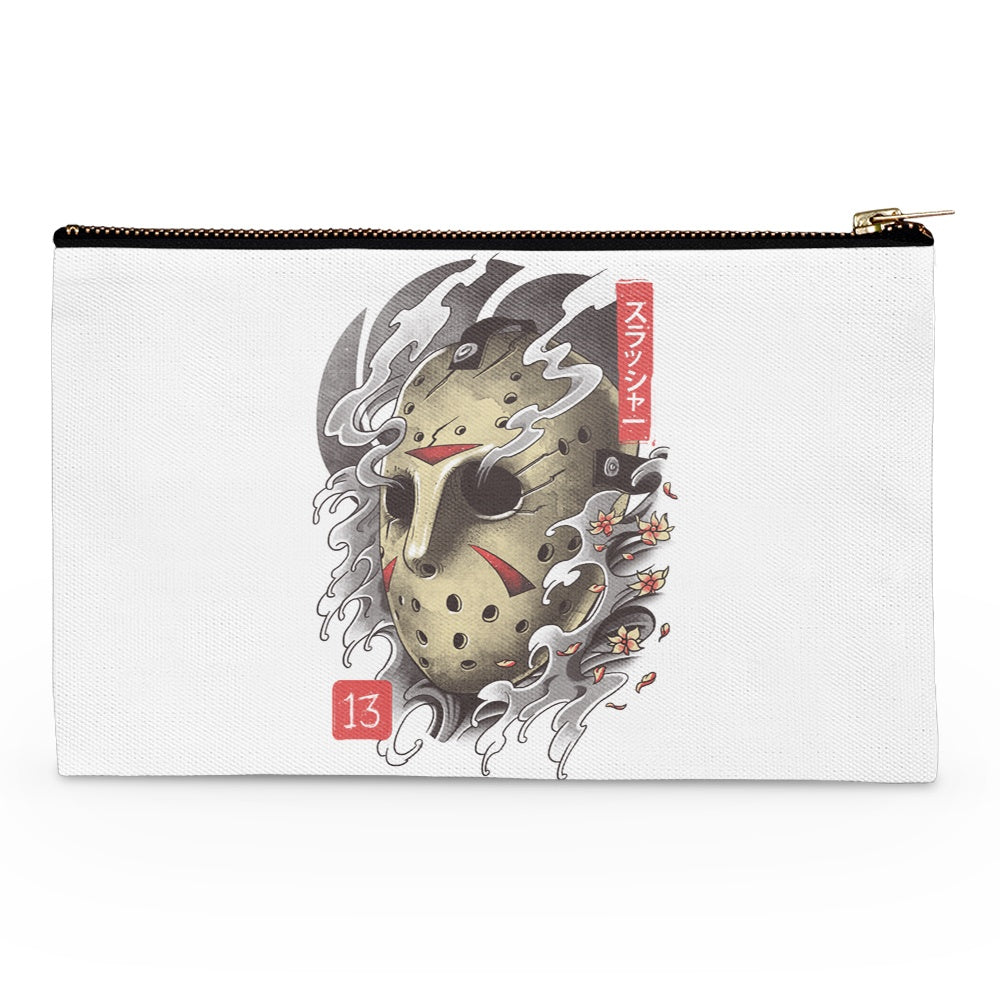 Oni 13 Mask - Accessory Pouch