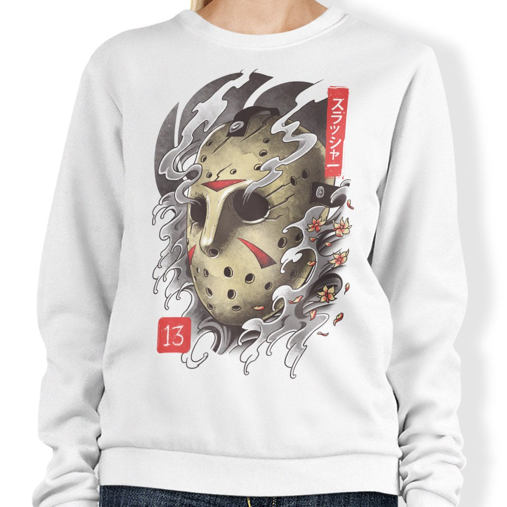 Oni 13 Mask - Sweatshirt