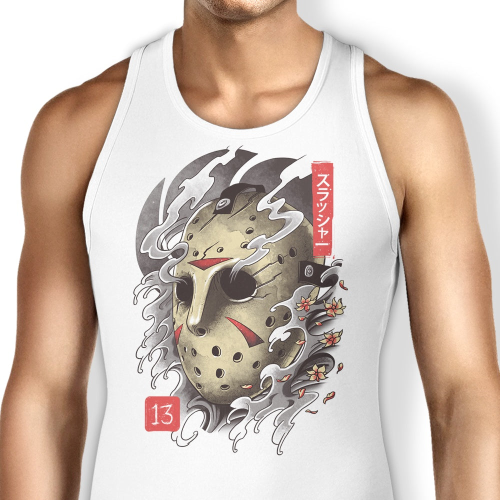 Oni 13 Mask - Tank Top