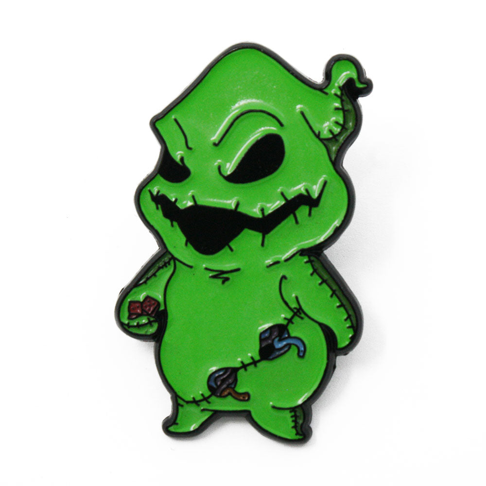 Adorable Boogie Man - Enamel Pin