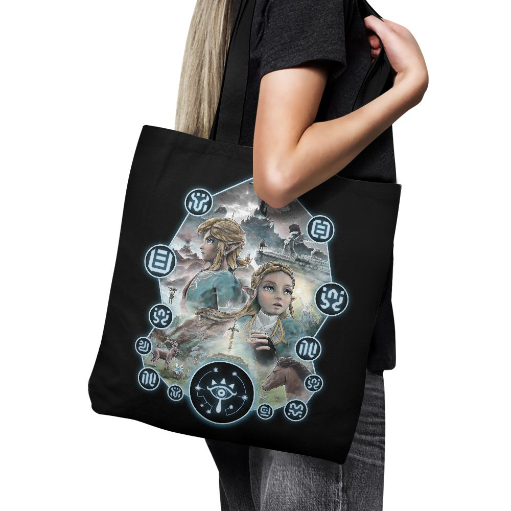 Open Your Eyes - Tote Bag