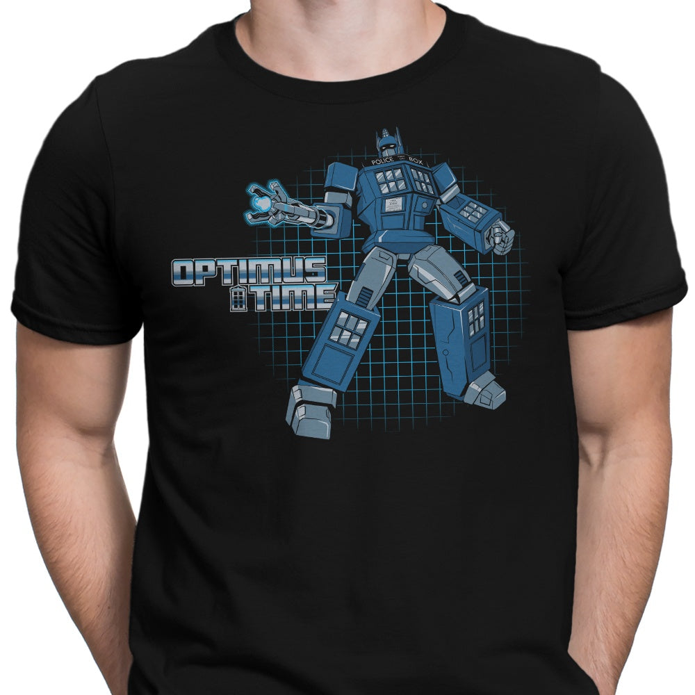 Optimus Time - Men's Apparel