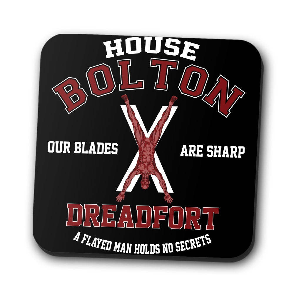 Our Blades are Sharp - Coasters