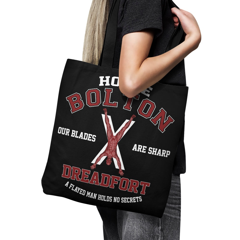 Our Blades are Sharp - Tote Bag