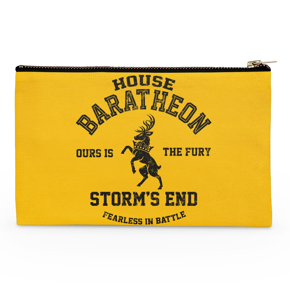 Ours is the Fury (Alt) - Accessory Pouch