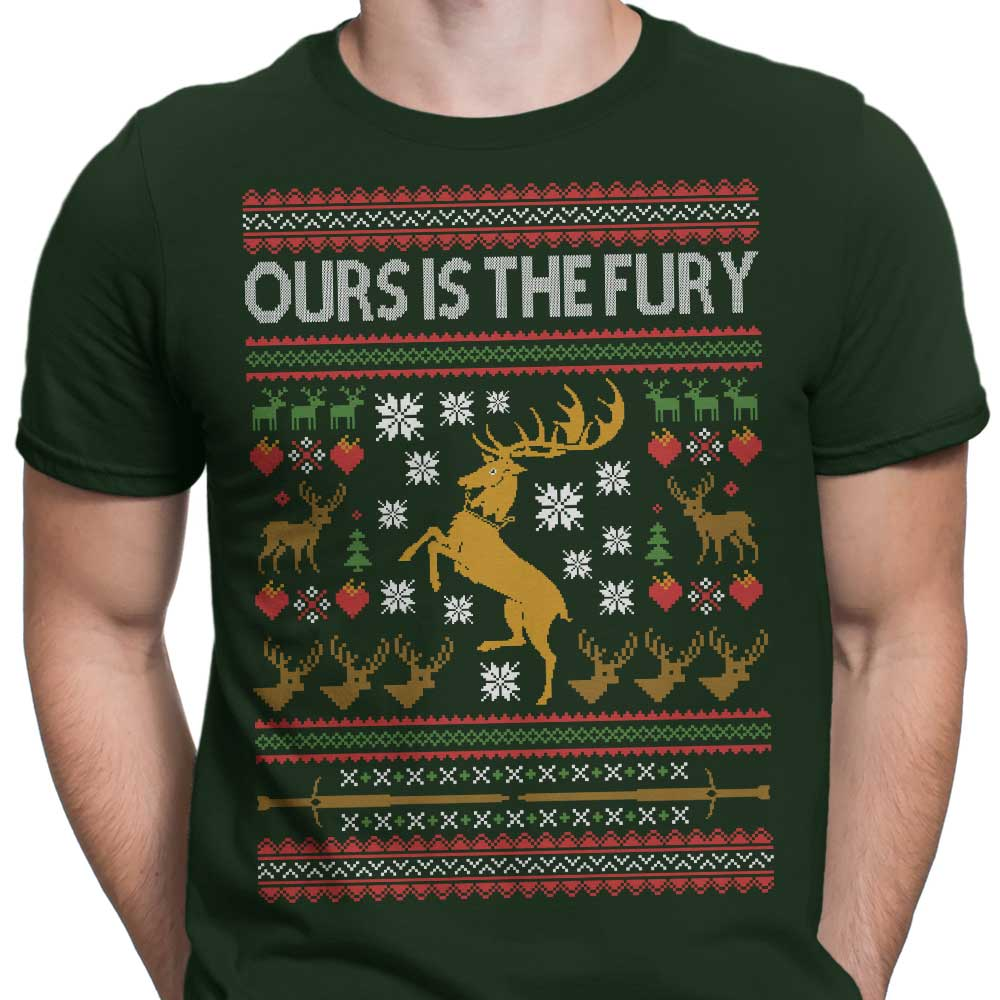 Ours is the Holiday - Men's Apparel