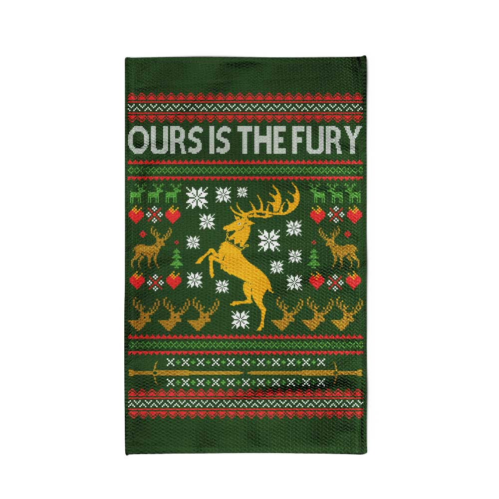 Ours is the Holiday - Rug