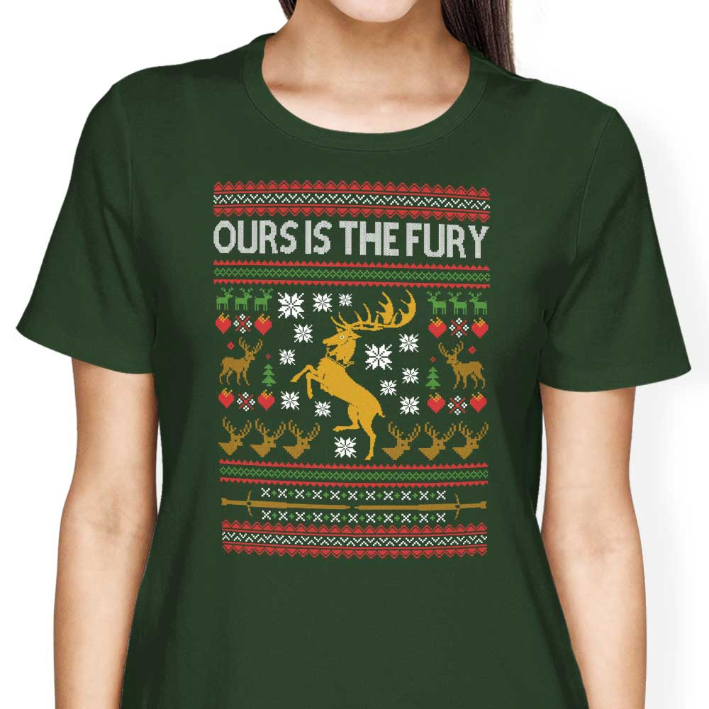 Ours is the Holiday - Women's Apparel
