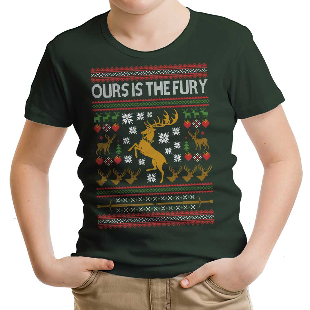 Ours is the Holiday - Youth Apparel