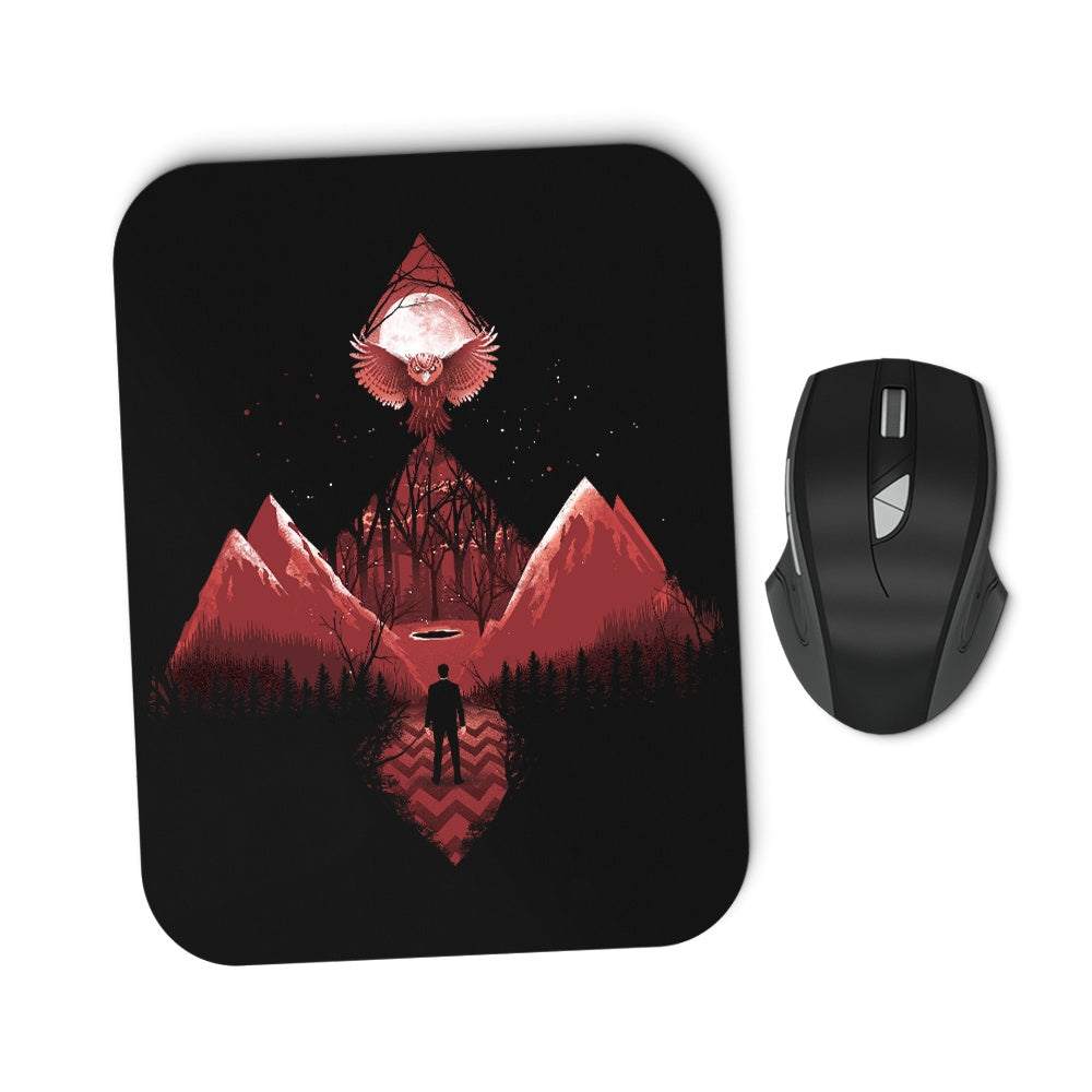 Out of the Woods - Mousepad
