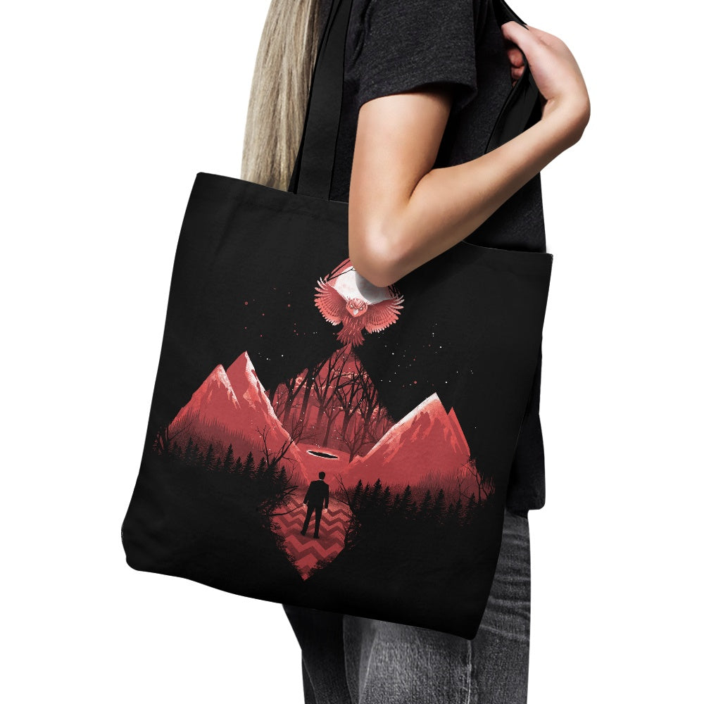 Out of the Woods - Tote Bag