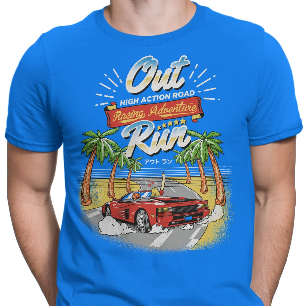 Outrun - Men's Apparel