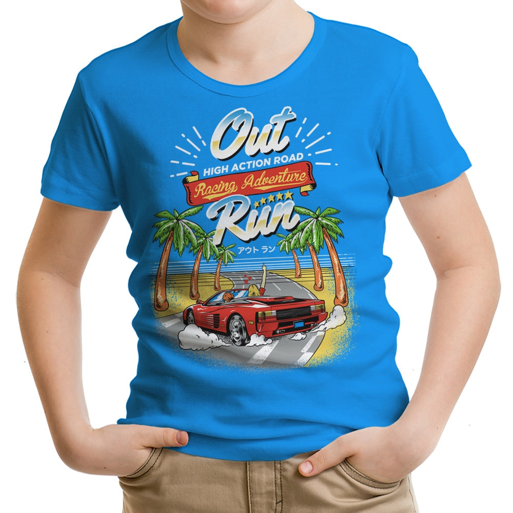 Outrun - Youth Apparel