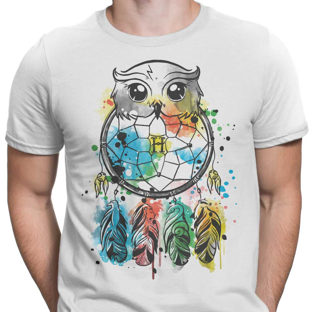 Owl Dreamcatcher - Men's Apparel