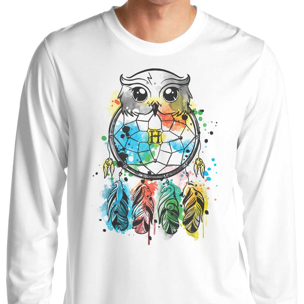 Owl Dreamcatcher - Long Sleeve T-Shirt