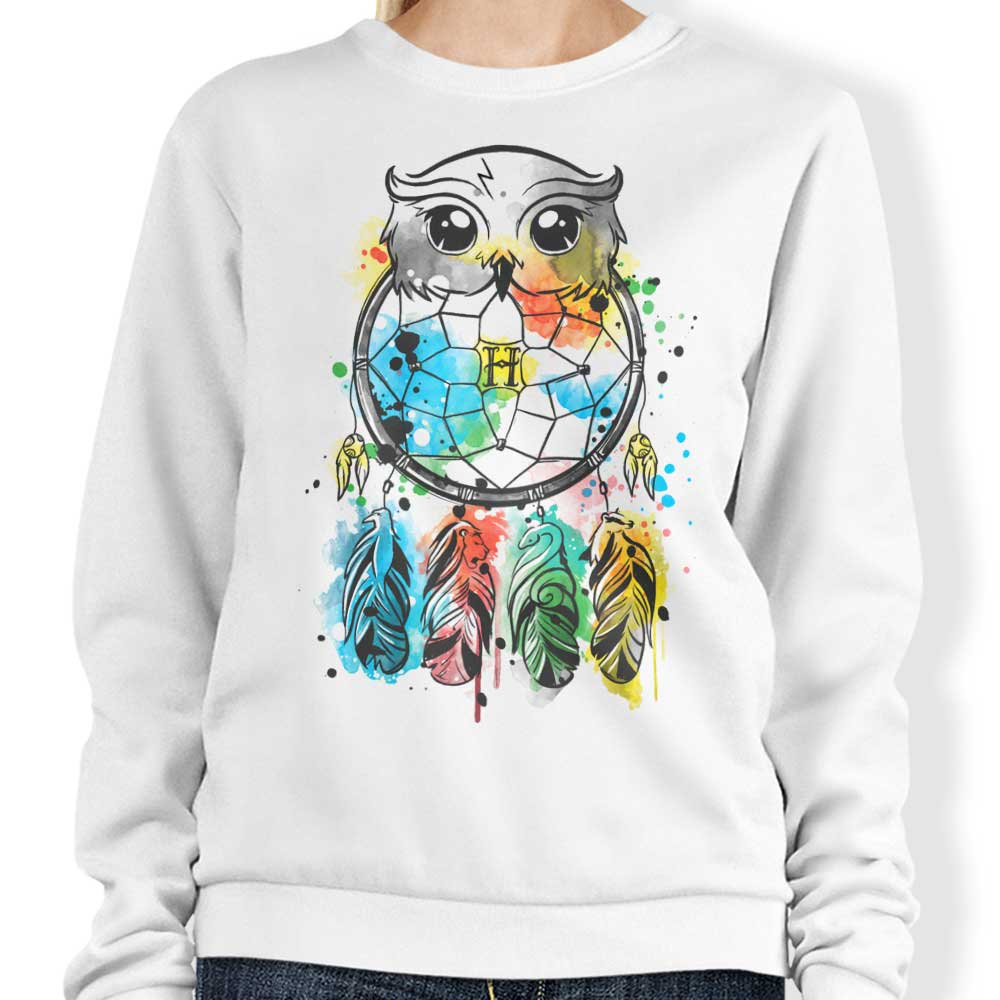 Owl Dreamcatcher - Sweatshirt