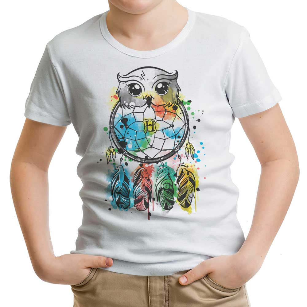 Owl Dreamcatcher - Youth Apparel