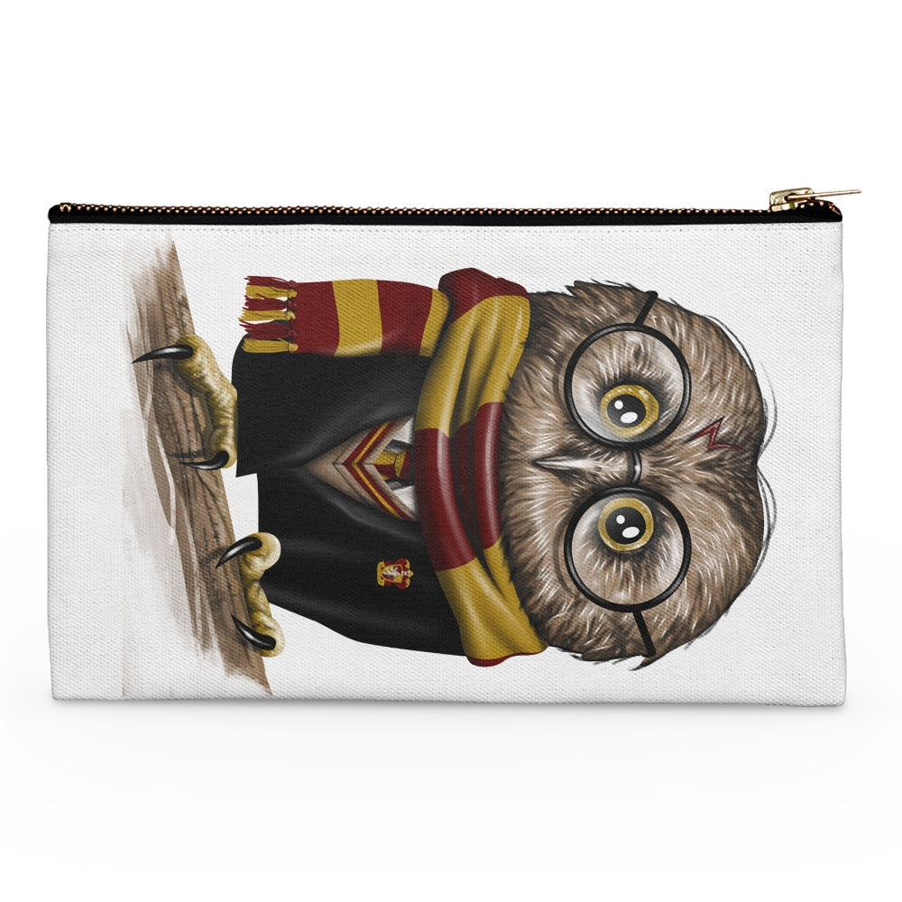 Owl Potter - Accessory Pouch