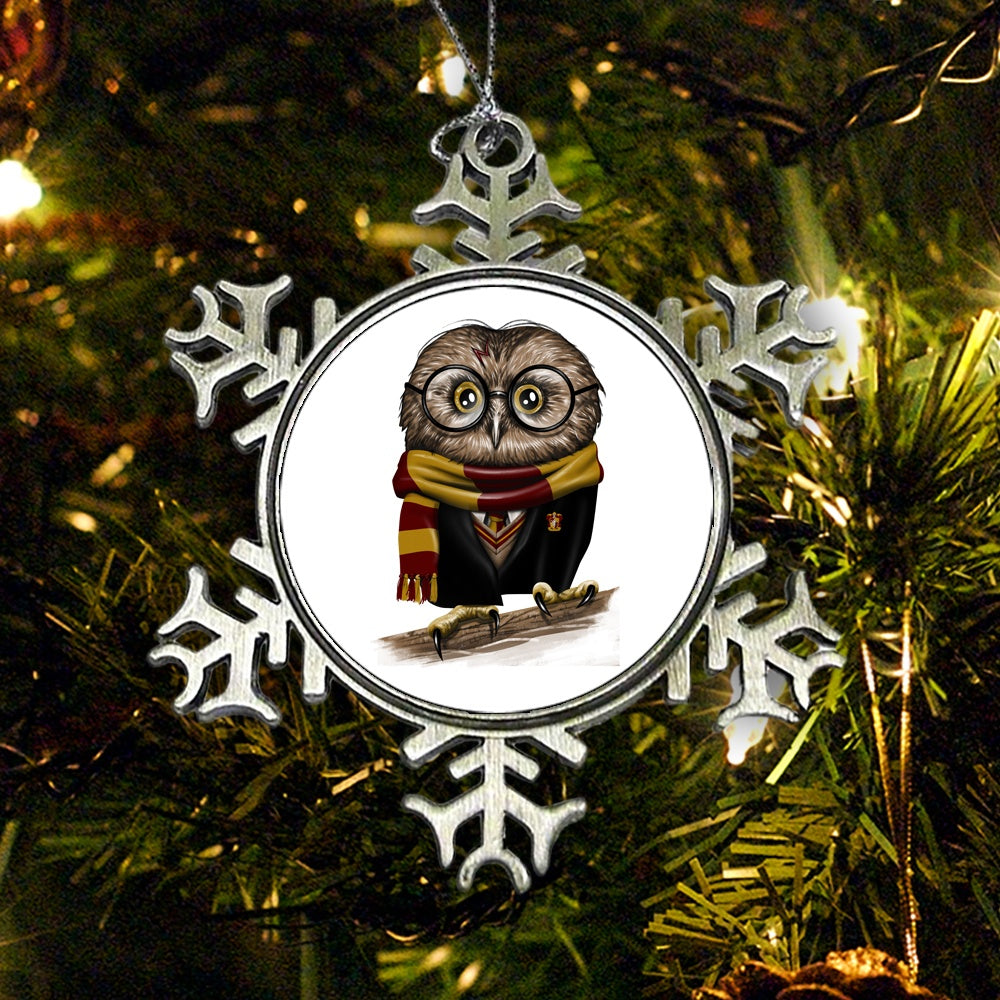 Owl Potter - Ornament