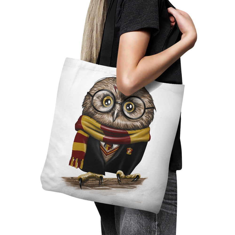 Owl Potter - Tote Bag
