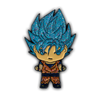Adorable Warrior (Blue) - Enamel Pin