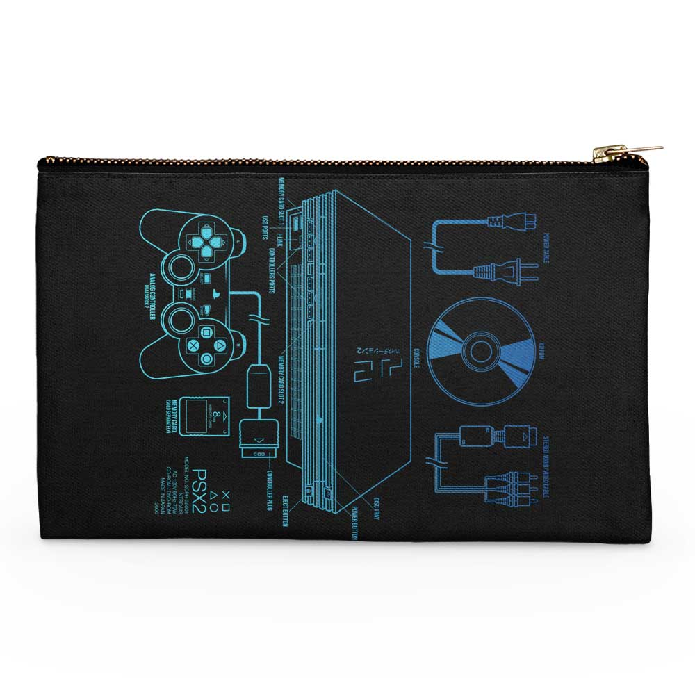 PSX2 - Accessory Pouch