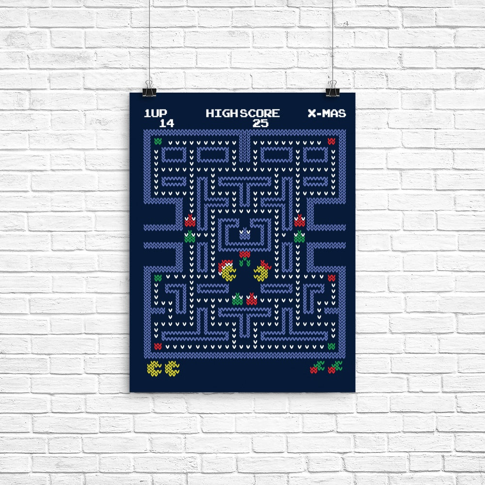 Pacman Fever - Poster