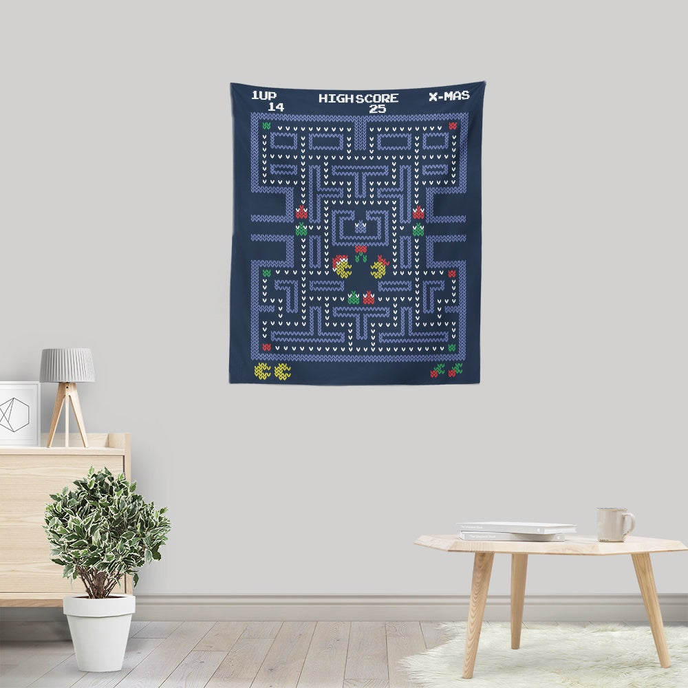 Pacman Fever - Wall Tapestry